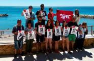 Les JERC de l'Ebre comencen la seva campanya pel referèndum a l'Ametlla de Mar