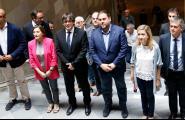 Clam del municipalisme català en suport al referèndum d'independència anunciat pel Govern per l'1 d'octubre