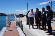 L'Ametlla de Mar estrena un nou moll de ribera creat per combinar l'activitat pesquera amb el turisme nàutic