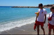 17 socorristes de la Creu Roja vigilaran les platges i cales durant aquest estiu