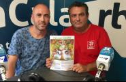 L'entrevista - Brice Gallego i Vicenç Llaó, Festa Major de Calafat