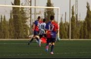 El 1r equip de futbol de La Cala perd per 1 a 9 davant l'Amposta