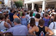 L'Ametlla de Mar se solidaritza amb les víctimes de l'atemptat de Barcelona i Cambrils
