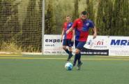 Victòria per 2 a 1 del 1r equip de futbol davant l'Amposta B
