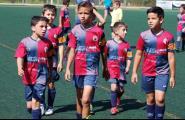 Els pares del futbol base federat s'abonen al 1r equip de futbol de La Cala