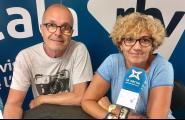 L'entrevista - Montse Gonzàlez i Enric Franch, La Cala per la Independència