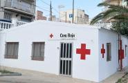 Creu Roja redueix les atencions als usuaris de les platges i multiplica les accions preventives