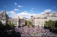 Operació de la Guàrdia Civil contra el referèndum a conselleries de la Generalitat