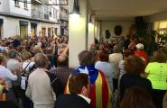 La Cala surt al carrer per rebutjar l'operació contra el referèndum de l'1-O