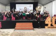 La Banda de la Cala participa en el Dia Mundial del Turisme a Girona