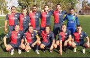 La Cala es queda amb les ganes de la Copa Veterans